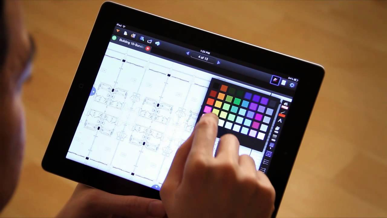 Bluebeam Revu iPad: Tool Chest