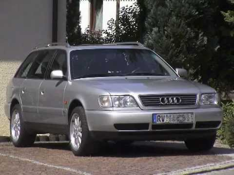 1997 audi a6 c4 avant 2 8 30v automatic v6 sound youtube. Black Bedroom Furniture Sets. Home Design Ideas