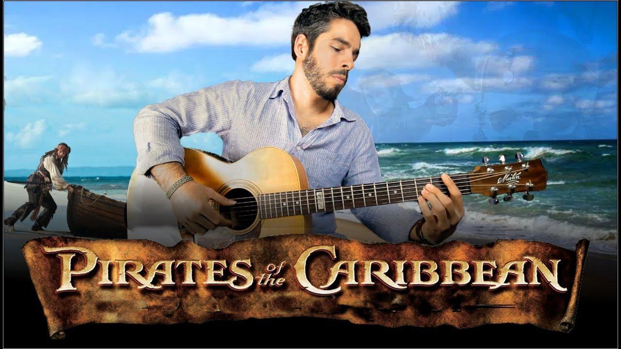 Download Pirates of the Caribbean (Fingerstyle Guitar) - Lucas Imbiriba
