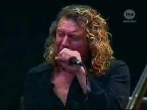 Robert Plant - Whole Lotta Love - 19.06.2001 - Warsaw 2/3