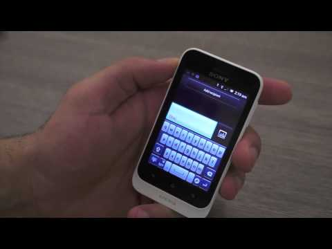 Sony Xperia Tipo / Tipo Dual Budget Android 4.0.4 Review In Depth - iGyaan HD
