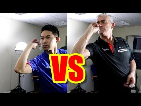 Steve Beaton VS Japanese GUY (FULL MATCH first to 7)