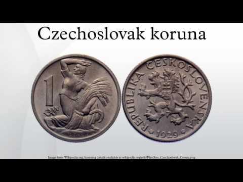 Czechoslovak koruna