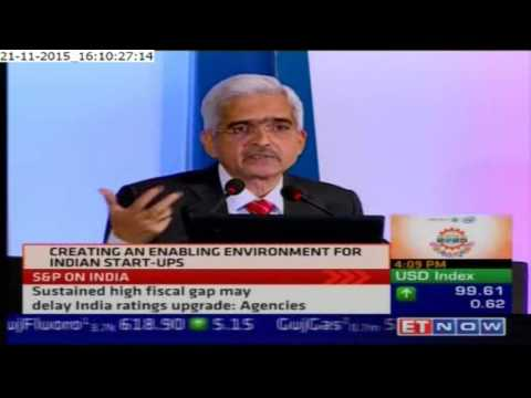 Address by Shri Shaktikanta Das, IAS, Secretary, Department of Economic Affairs, Ministry of Finance
