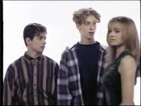 USA Networks Weird Science The Series Ad 1994