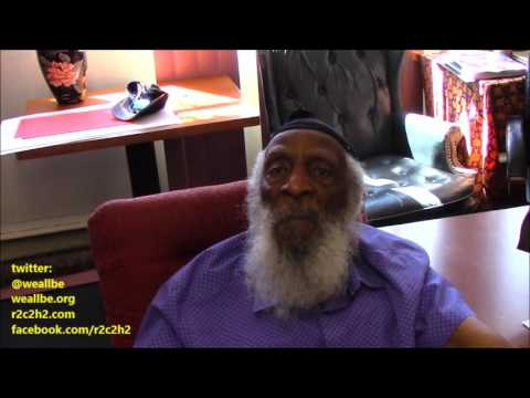 Baba Dick GREgory On Why John Brown Is THE GREatest AMErican Of All TiME