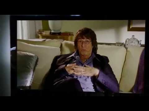 Clips of Al Pacino as Phil Spector