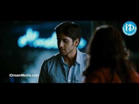 Naga Chaitanya, Samantha Love Scene - Ye Maaya Chesave Movie
