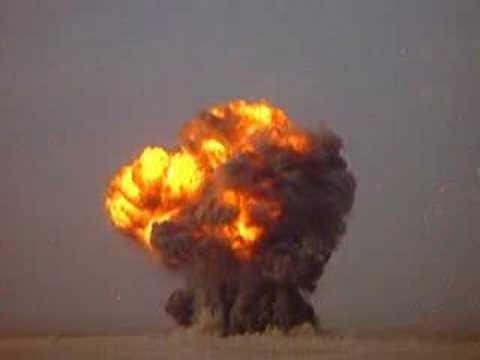 Iraqi Freedom (Weapons Disposal)