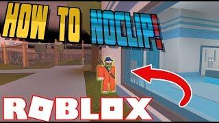 HOW TO NOCLIP IN JAILBREAK *NEW MARCH 2018* | Roblox Jailbreak