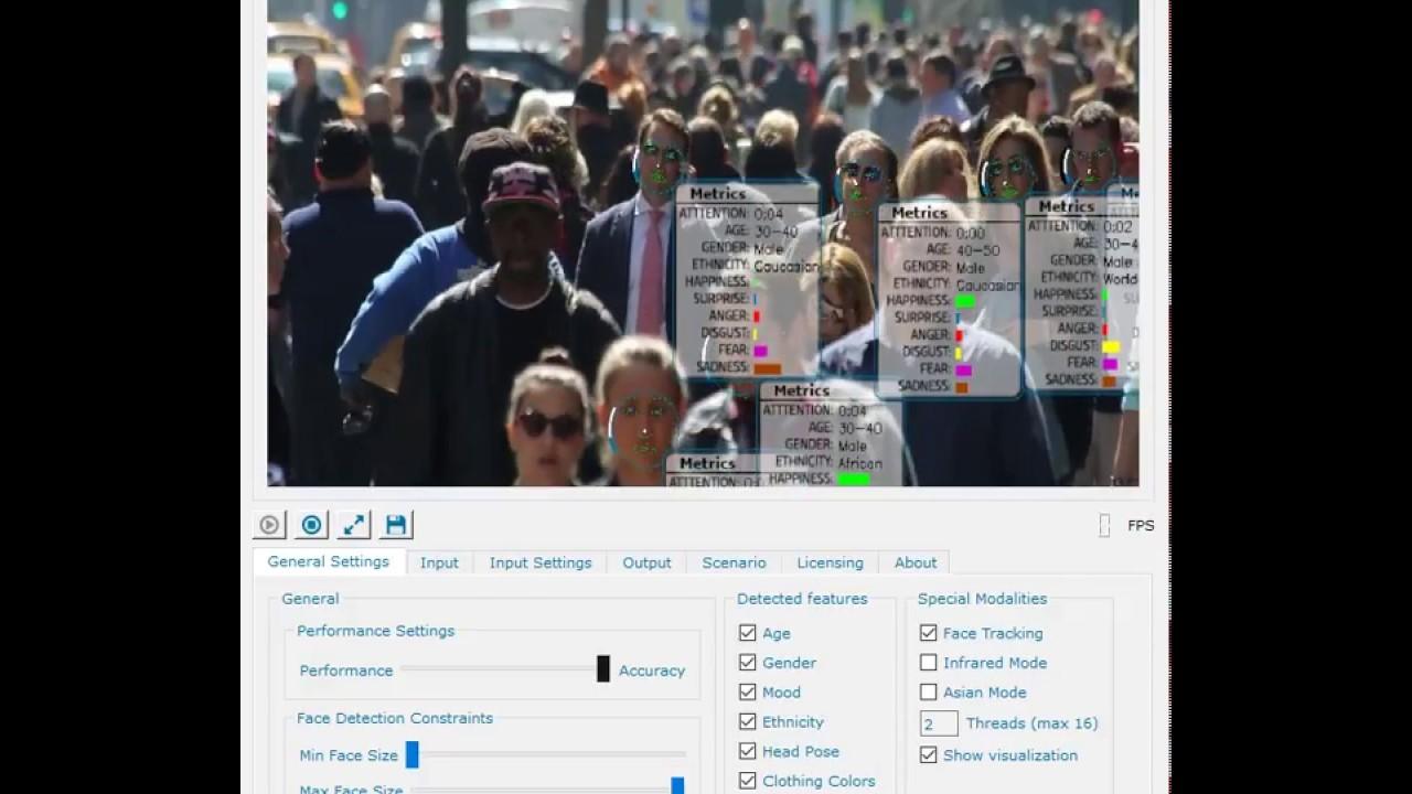 CrowdSight Toolkit Documentation | Sightcorp