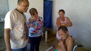 Padre Eliezer visita Chico