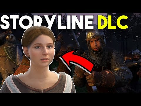 UPCOMING STORY DLC In Kingdom Come Deliverance, MODDING NEWS!