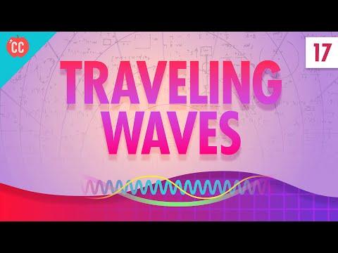 Traveling Waves: Crash Course Physics #17