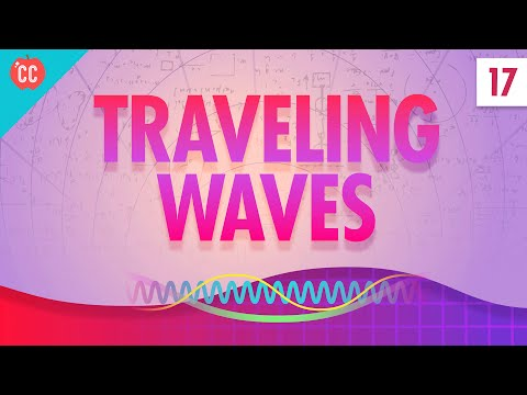 Traveling Waves: Crash Course Physics #17 - YouTube