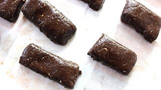 Healthy Tootsie Roll Recipe (gluten-free, Grain-free, Dairy-free)