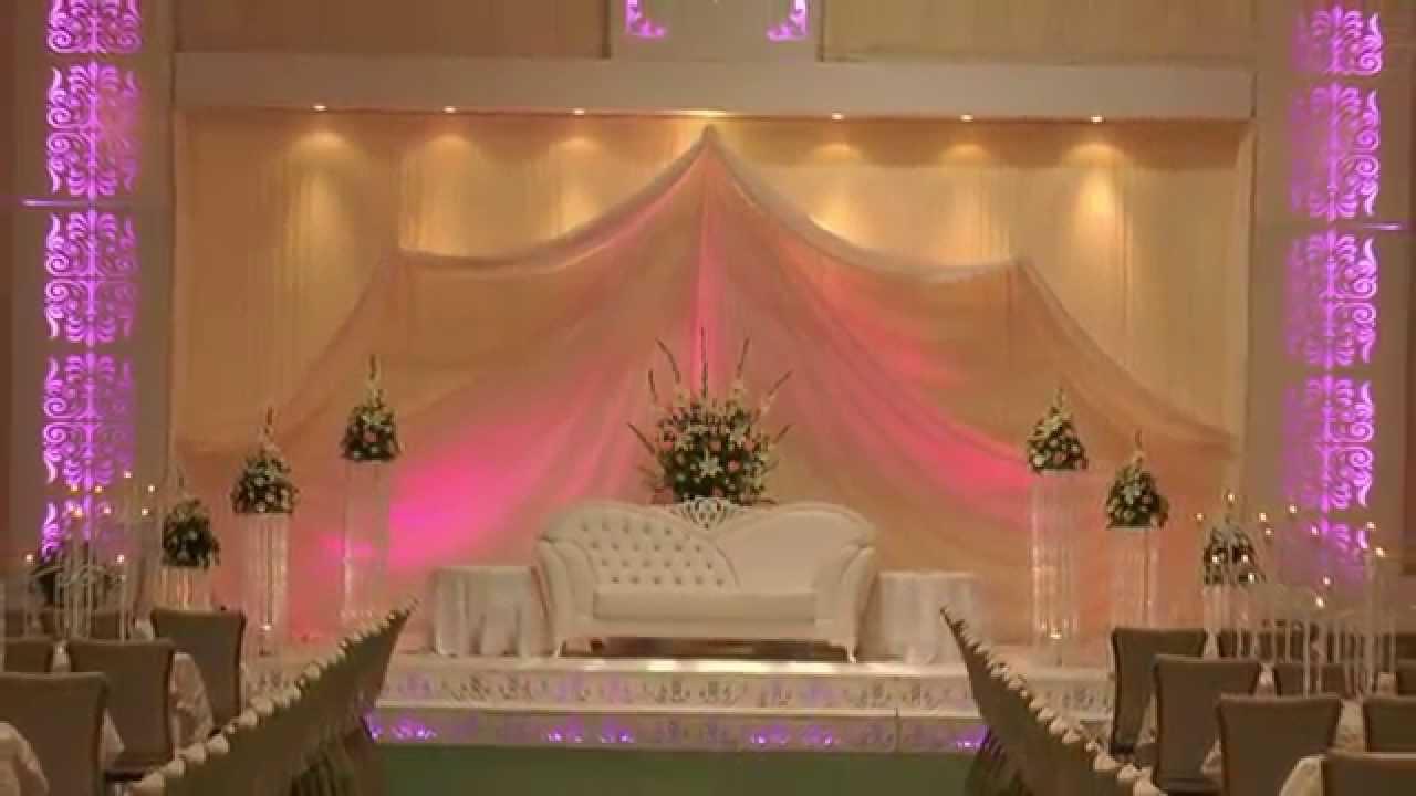 Al khayma salle des f tes youtube - Decoration salle des fetes alger ...