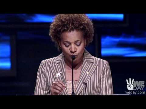 Michaëlle Jean - Youth overcoming the odds