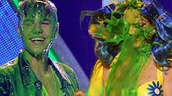 7 Most Epic Slimes at the Kids Choice Awards