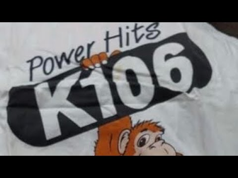 Power Hits K106 Beaumont/Port Arthur - Aircheck (1993)