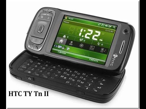HTC TyTN II présentation - windows Mobile m'a tué