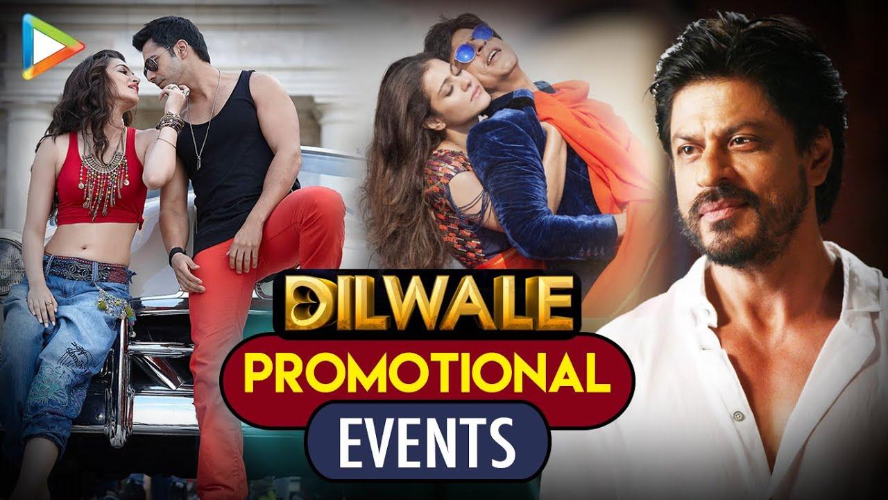 Dilwale Shahrukh Khan Full Movie