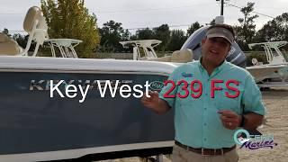 Кі-Уест 239 ФС - 2018 - морської групи Океан представлений Чад Девіс
