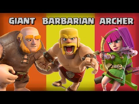 Clash of Clans: The GiBArch Strategy! How To GIBARCH CoC Attack Strategy Guide