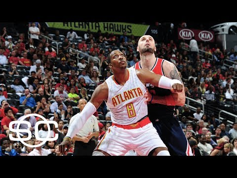 Hawks Agree To Trade Dwight Howard To Hornets | SportsCenter | ESPN