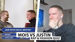 Justin reagiert auf Mois vs. Justin.. | Reaktion