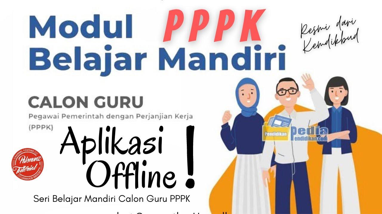CARA INSTAL APLIKASI MODUL BELAJAR MANDIRI CALON GURU PPPK ...