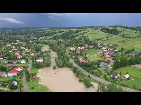 Powódź w Hyżnem
