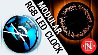 Vinyl Record LED Clock (Iron Man Edition) || How-to