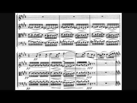 Ernest John Moeran - Fantasy Quartet for Oboe and Strings