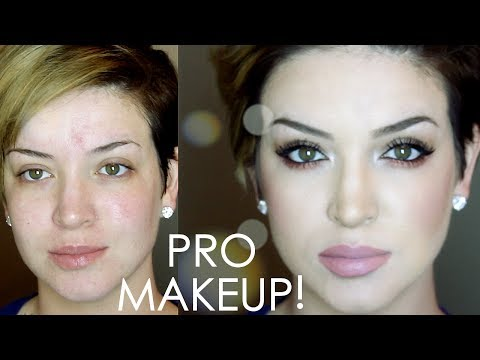 Pro Makeup Tutorial For Beginners ♡