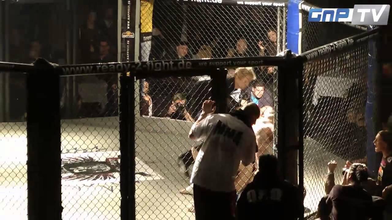 Willi Ott vs. Adin Buljubasic - Mix Fight Night 4