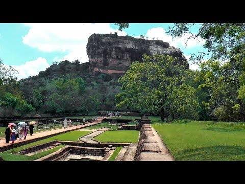 2016 HOLIDAY IN SRI LANKA PART 2 SIGIRIYA, NAMAL UYANA, AVKANA AND VIJITHAPURA