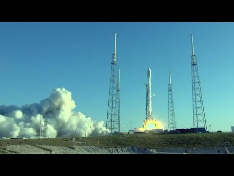 NASA TESS launch