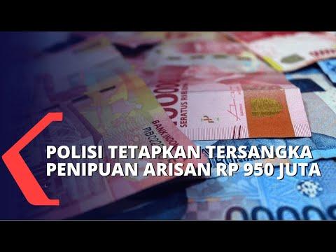 Polisi Tetapkan Tersangka Kasus Penipuan Arisan Paket Lebaran Sebesar Rp 950 Juta Di Bekasi