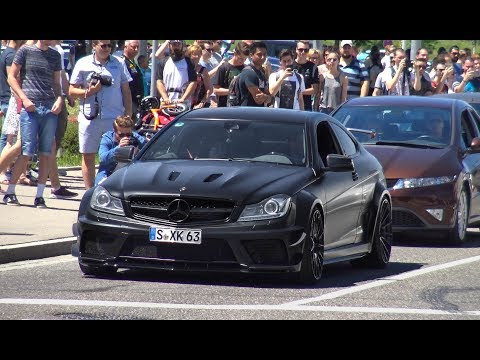 Crazy Cars & Coffee - Region Stuttgart @ Motorword (11.06.17)