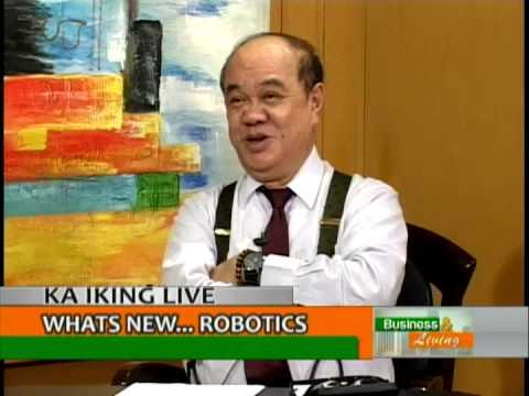 What's New...Robotics at KA IKING LIVE -Global News Network MAY 06 2015