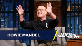 Howie Mandel's Grandkids Have Him Running Up to Strangers Playing Guessing Games
