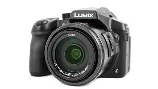 Panasonic Lumix FZ300 Review with 4K Samples