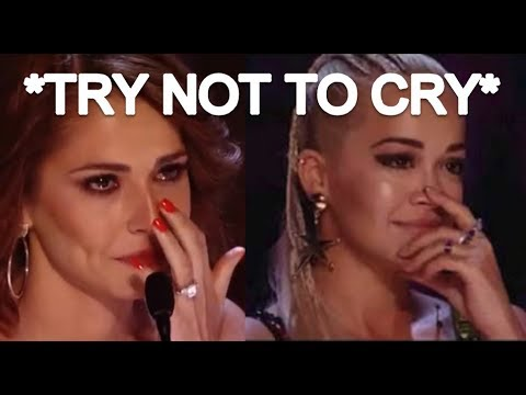 """TOP 15 BEST """"Inspiring & Emotional Moments"""" AUDITIONS on X FACTOR WORLD WIDE of ALL THE TIME"""
