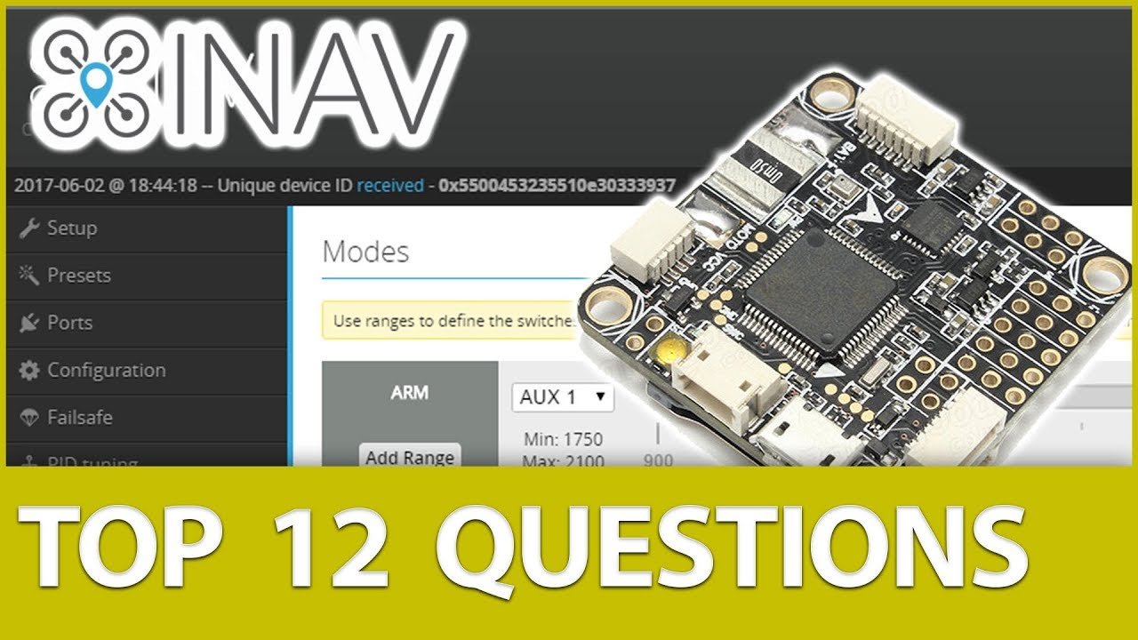 The Top 12 iNav Questions, Answered
