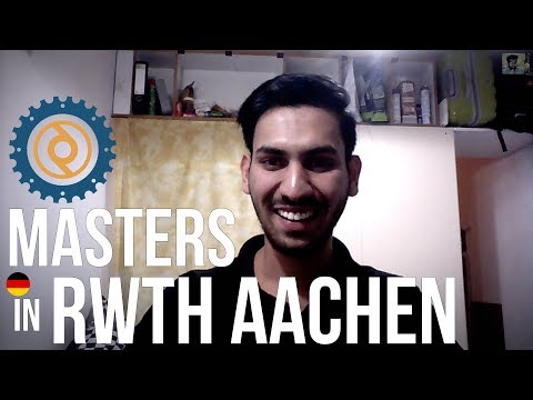 Students Share#1: RWTH Aachen M.Sc. Automotive Engineering