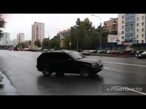 Дрифт на BMW X5