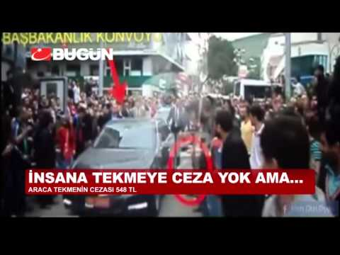 YUSUF YERKEL'İN TEKMELEDİĞİ MADENCİYE CEZA!