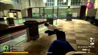 PAYDAY The Heist Gameplay - Parte 1/2
