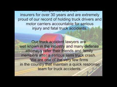 Truck Accident Lawyer Decatur